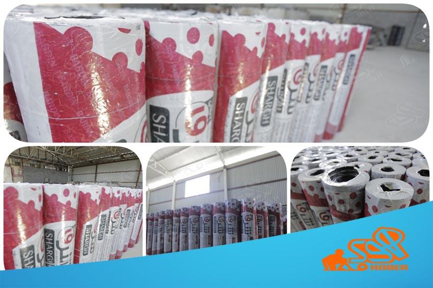 صادرات ایزوگام به قطر
